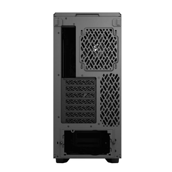 Fractal Design Meshify 2 Compact  Szürke világos ablakos (Táp nélküli) ATX ház - 5