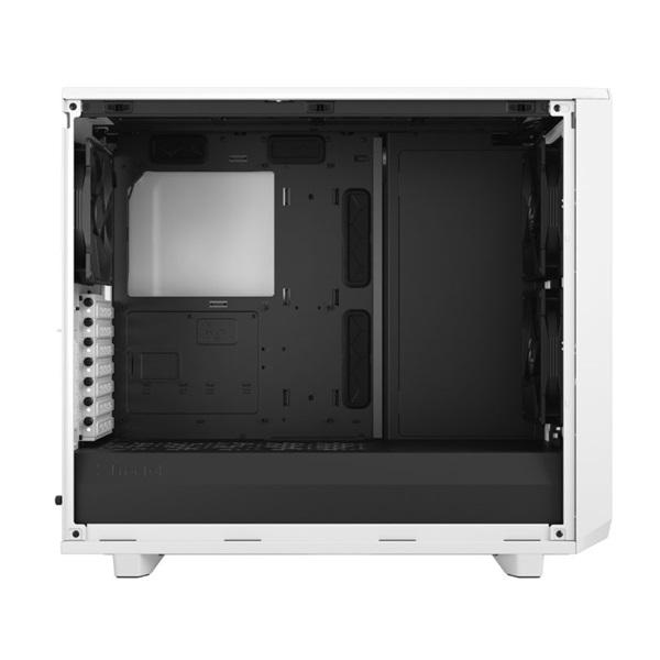 Fractal Design Meshify 2 Fehér világos ablakos (Táp nélküli) E-ATX ház - 13