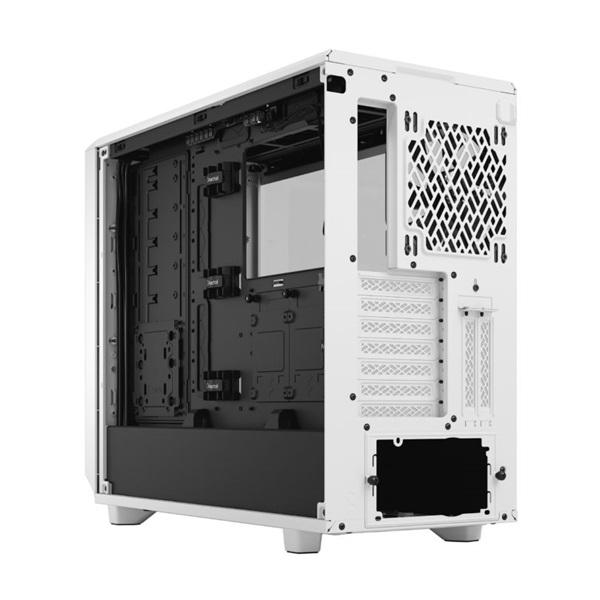 Fractal Design Meshify 2 Fehér világos ablakos (Táp nélküli) E-ATX ház - 16