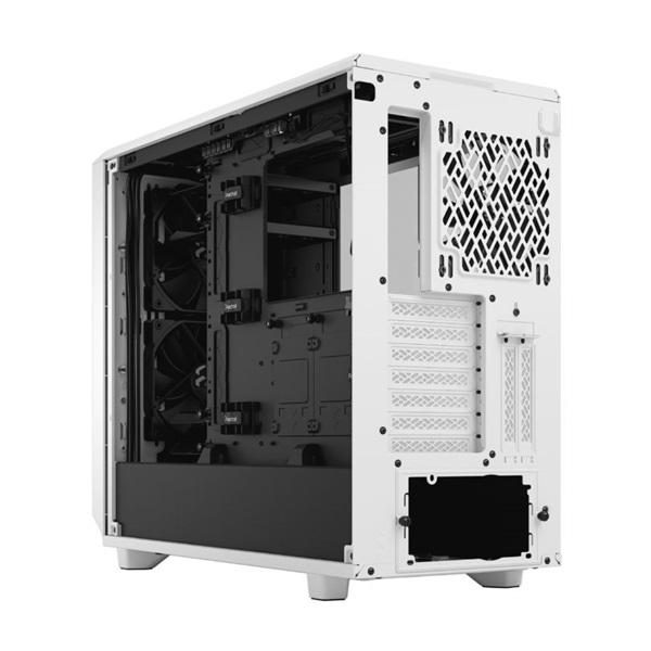 Fractal Design Meshify 2 Fehér világos ablakos (Táp nélküli) E-ATX ház - 17