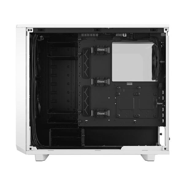 Fractal Design Meshify 2 Fehér világos ablakos (Táp nélküli) E-ATX ház - 18