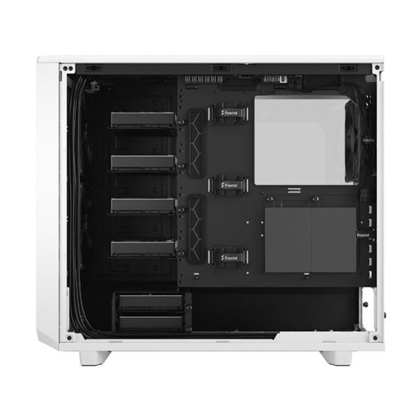Fractal Design Meshify 2 Fehér világos ablakos (Táp nélküli) E-ATX ház - 19
