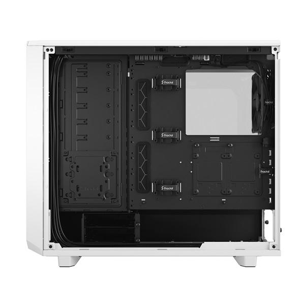 Fractal Design Meshify 2 Fehér világos ablakos (Táp nélküli) E-ATX ház - 20