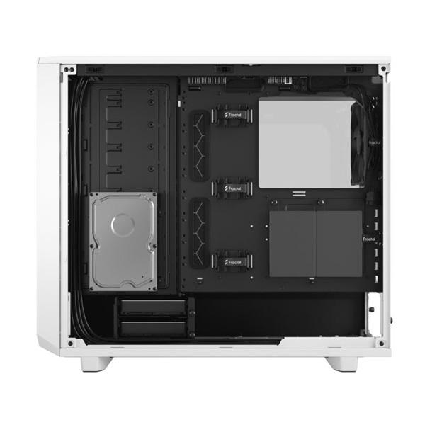 Fractal Design Meshify 2 Fehér világos ablakos (Táp nélküli) E-ATX ház - 21