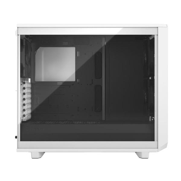 Fractal Design Meshify 2 Fehér világos ablakos (Táp nélküli) E-ATX ház - 3