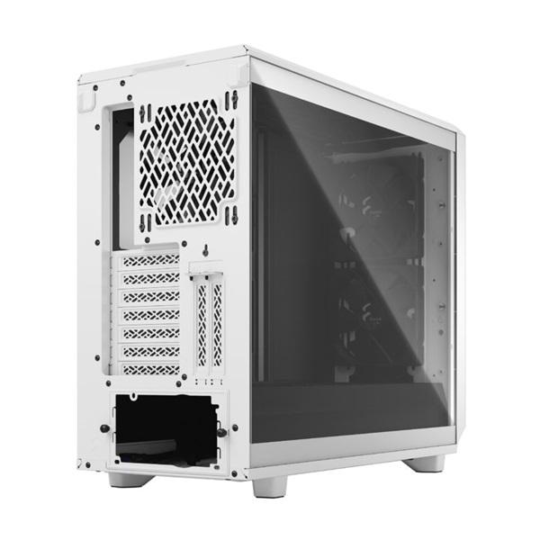 Fractal Design Meshify 2 Fehér világos ablakos (Táp nélküli) E-ATX ház - 4