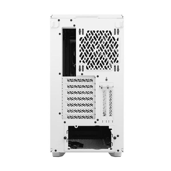 Fractal Design Meshify 2 Fehér világos ablakos (Táp nélküli) E-ATX ház - 5