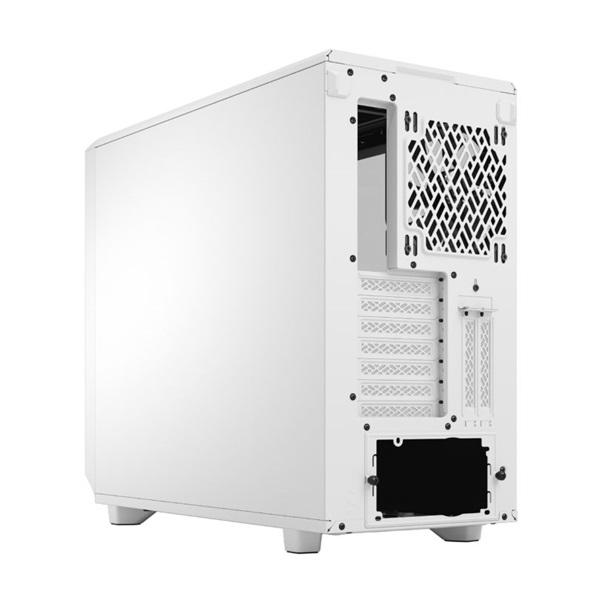 Fractal Design Meshify 2 Fehér világos ablakos (Táp nélküli) E-ATX ház - 6