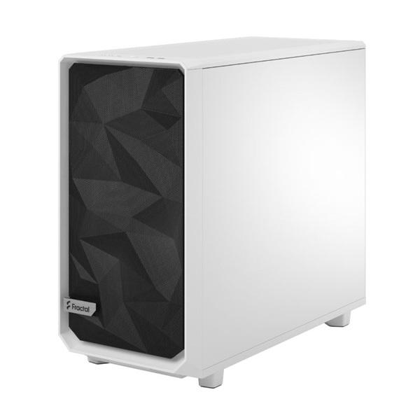 Fractal Design Meshify 2 Fehér világos ablakos (Táp nélküli) E-ATX ház - 8
