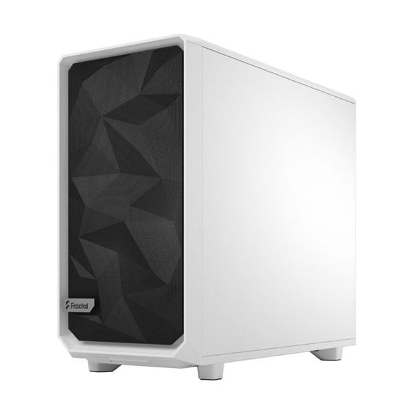 Fractal Design Meshify 2 Fehér világos ablakos (Táp nélküli) E-ATX ház - 9