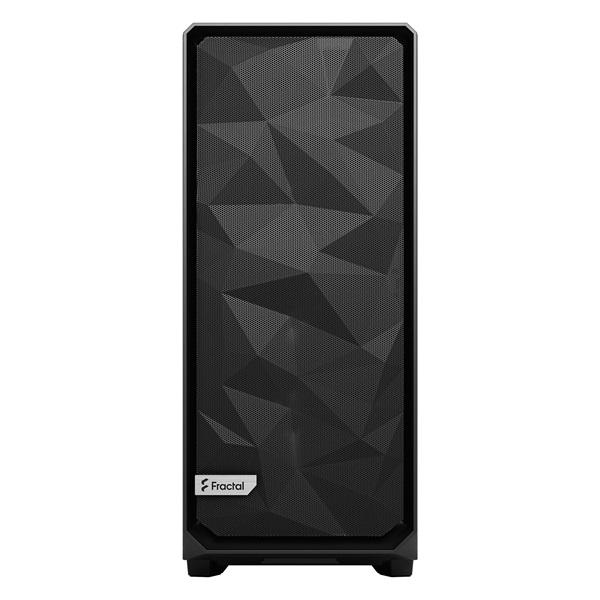 Fractal Design Meshify 2 XL Fekete sötét ablakos (Táp nélküli) E-ATX ház - 10
