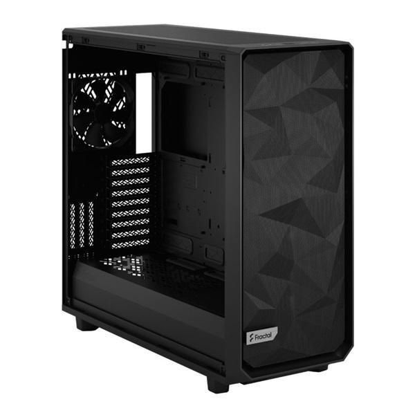 Fractal Design Meshify 2 XL Fekete sötét ablakos (Táp nélküli) E-ATX ház - 12