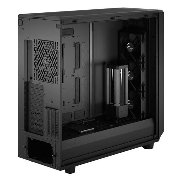 Fractal Design Meshify 2 XL Fekete sötét ablakos (Táp nélküli) E-ATX ház - 14