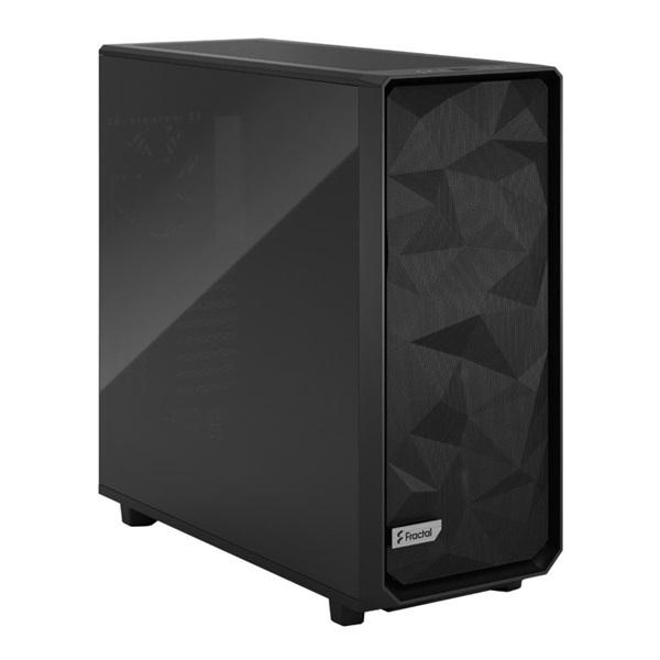 Fractal Design Meshify 2 XL Fekete sötét ablakos (Táp nélküli) E-ATX ház - 2