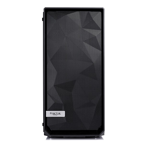Fractal Design Meshify C Fekete ablakos (Táp nélküli) ATX ház - 3