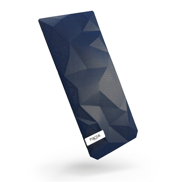 Fractal Design Meshify C Replacement front blue - 2