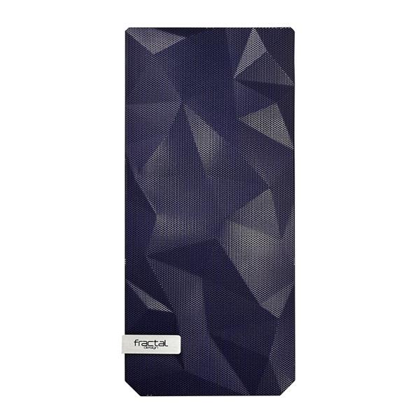 Fractal Design Meshify C Replacement front purple - 1