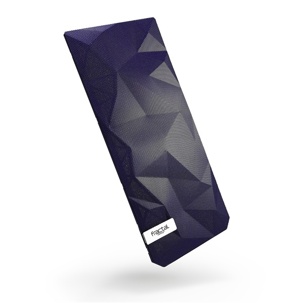 Fractal Design Meshify C Replacement front purple - 2
