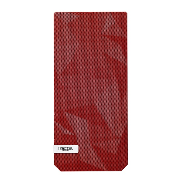 Fractal Design Meshify C Replacement front red - 1
