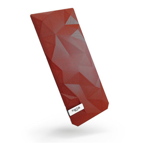 Fractal Design Meshify C Replacement front red - 2