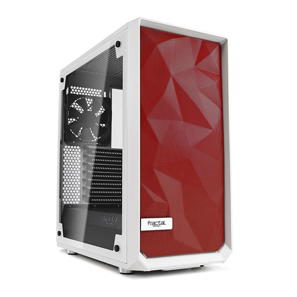 Fractal Design Meshify C Replacement front red - 4