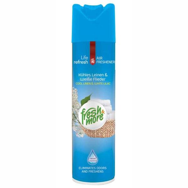 Fresh & More 300ml friss ruha és fehér akác légfrissítő - 1
