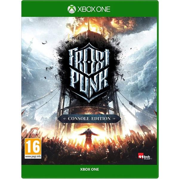 Frostpunk: Console Edition XBOX One játékszoftver - 1