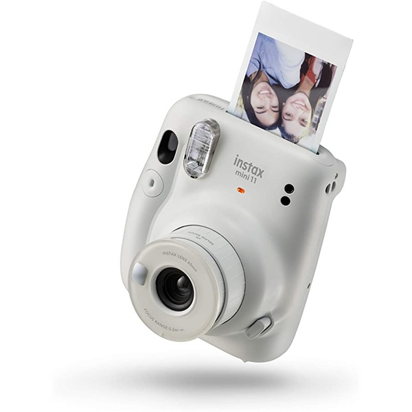 Fujifilm Instax Mini 11 fehér instant fényképezőgép - 2