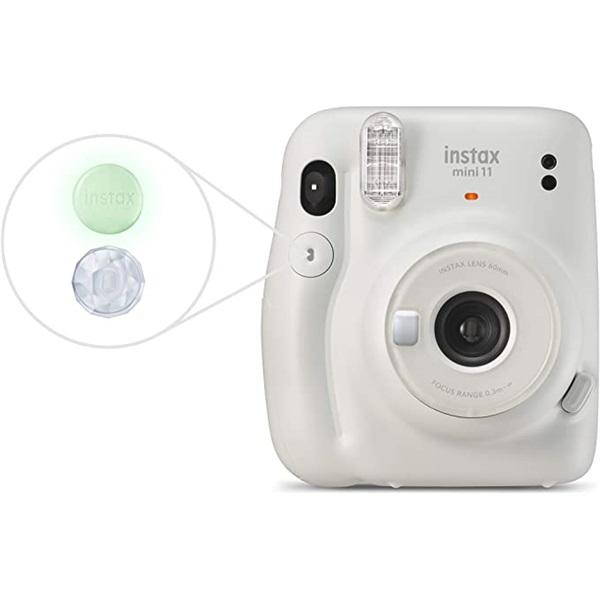 Fujifilm Instax Mini 11 fehér instant fényképezőgép - 4