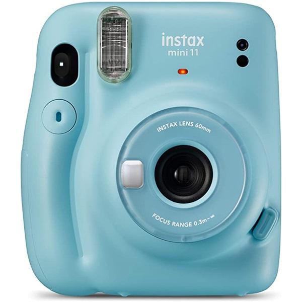 Fujifilm Instax Mini 11 kék instant fényképezőgép - 1