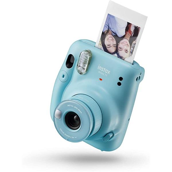 Fujifilm Instax Mini 11 kék instant fényképezőgép - 2