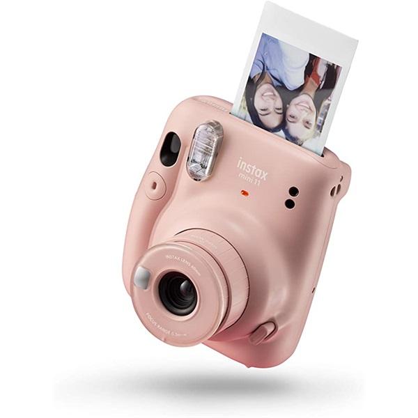 Fujifilm Instax Mini 11 rózsaszín instant fényképezőgép - 2