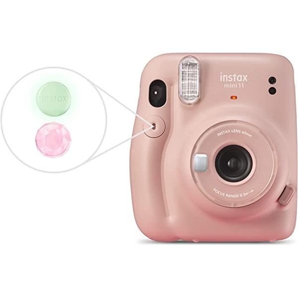 Fujifilm Instax Mini 11 rózsaszín instant fényképezőgép - 4