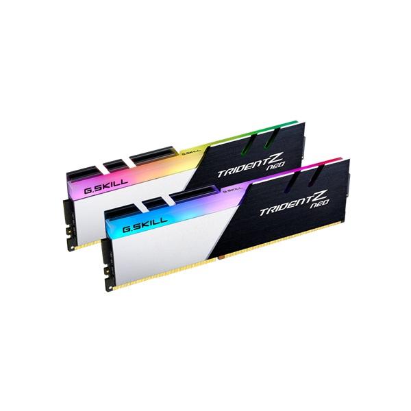 G.Skill 16GB/3600MHz DDR-4 Trident Z Neo (Kit! 2db 8GB) (F4-3600C16D-16GTZNC) memória - 1