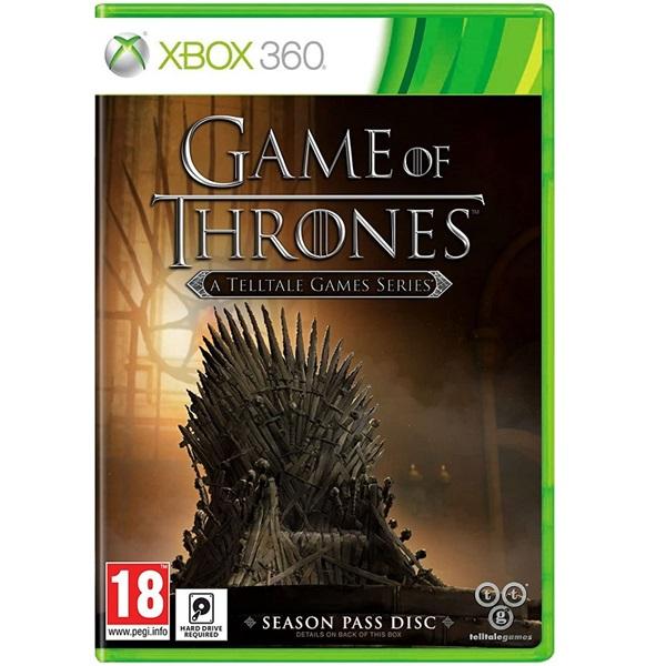 Game Of Thrones Season 1 Xbox 360 játékszoftver - 1