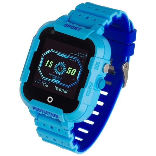 Garett Kids 4G kék okosóra - 1