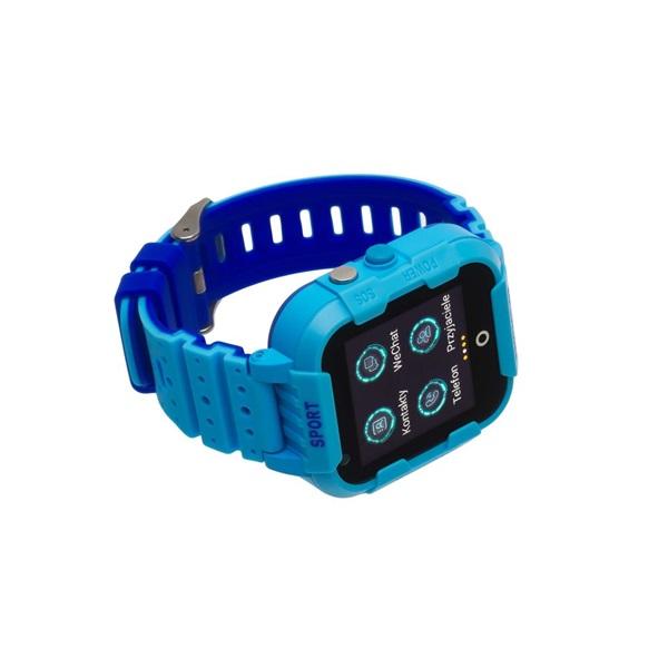 Garett Kids 4G kék okosóra - 2