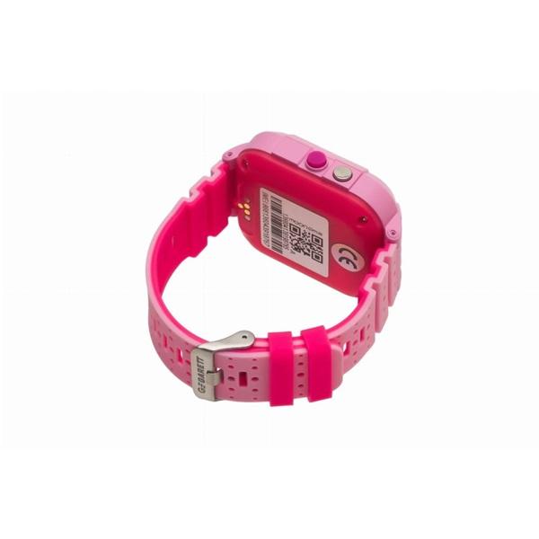 Garett Kids 4G rózsaszín okosóra - 2
