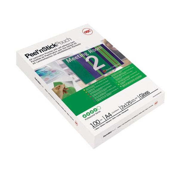 GBC A4 2x175mic 100db-os lamináló fólia - 1