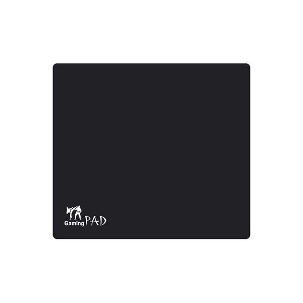 Gembird MP-GAME-L fekete gamer egérpad - 1