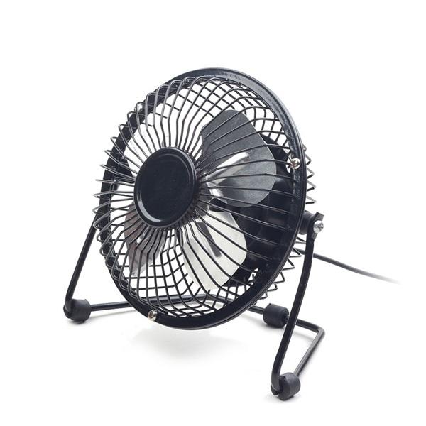 Gembird NF-03 4-os fekete asztali ventilátor - 1