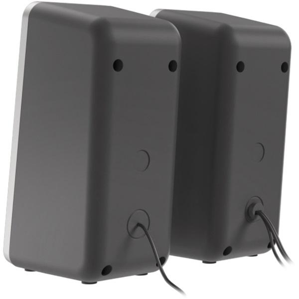 Genesis Helium 100BT 2.0 RGB USB gamer hangszóró - 4