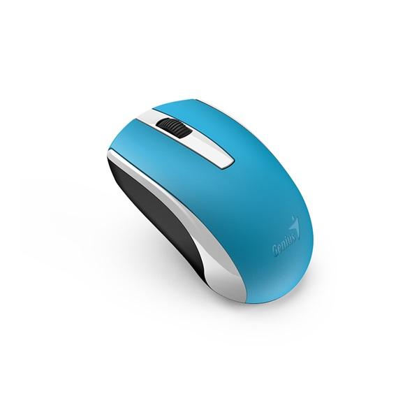 Genius ECO-8100 vezeték nélküli újratölthető kék egér - 1