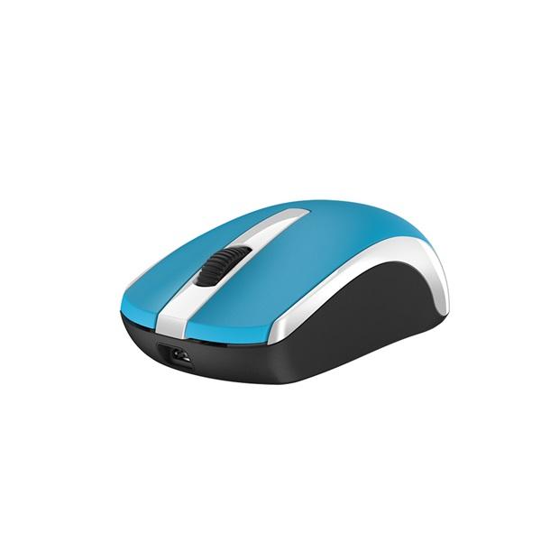 Genius ECO-8100 vezeték nélküli újratölthető kék egér - 2