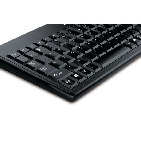 Genius LuxeMate 100 HUN USB fekete billentyűzet - 4