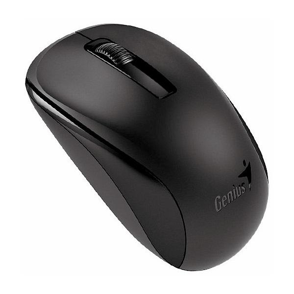 Genius NX-7005 BlueEye vezeték nélküli fekete egér - 1