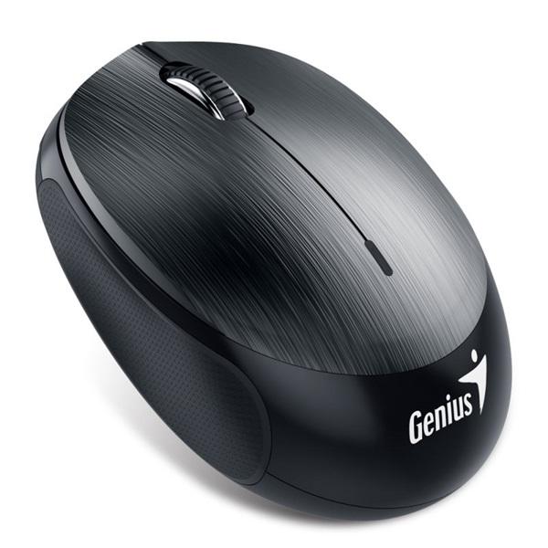 Genius NX-9000BT V2 Bluetooth 4.0 acélszürke egér - 1