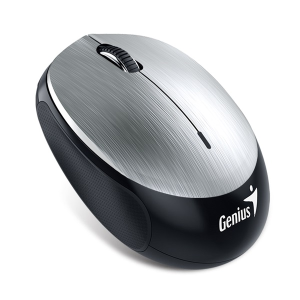 Genius NX-9000BT V2 Bluetooth 4.0 ezüst egér - 1