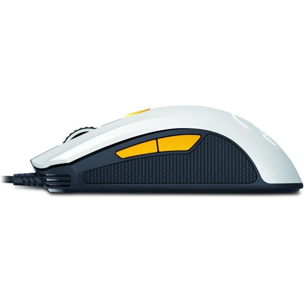Genius Scorpion M8-610 fehér-narancs gamer egér - 3