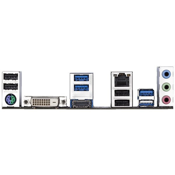 Gigabyte B550M-DS3H AMD B550 SocketAM4 mATX alaplap - 5